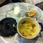 Soupe de moules