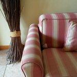 Sofa in Suite
