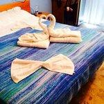 La fantasia delle asciugamani
