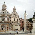 Cerca del Monumento a Vittorio Emmanuel ll