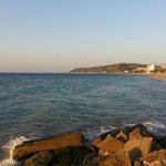Иксия.Родос.пляж.