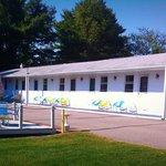 The main motel