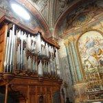 Organo de la Iglesia Sa Maria degli Angeli e dei Martiri