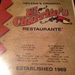 El Charritos-Helenas Original
