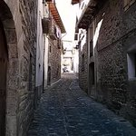 Gasse in Anso