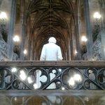 Statue of John Rylands by John Cassidy