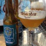cerveza Cabra Azul