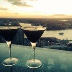 espresso martinis 36 floors high
