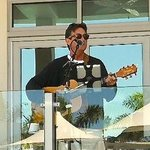 One of our great entertainers, GREG ROCHE'!