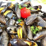 Good mussels!