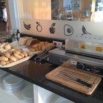 Breakfast breads/toaster (it works well!)