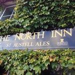 A typical Cornish inn