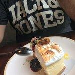 lemon cheesecake...amazing!!!