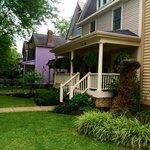 More restored neighbor homes