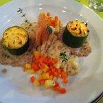 veggie alternative main meal - optional traditional Slovenian meal.