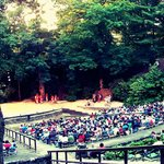 Horn in the West: Daniel Boone Amphitheater -Photo by William Purcell