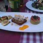 Vegetarian variation
