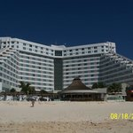 View of Me Cancun from beach