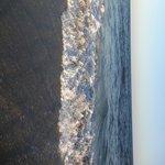 A view of beach