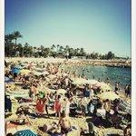 Strand (5 Minuten entfernt)