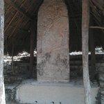 One of the original stones