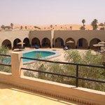 le Riad Ali vu de la terrasse