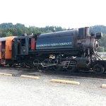 Mt Rainier Scenic Railroad