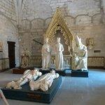 Sculpture at the Palais