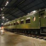 John Ringlings personal train-car