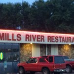 Good diner.