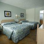 1st Floor Motel unit type A