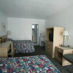 2nd floor Motel unit type A