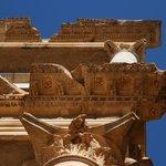 Detalle de Teatro romano
