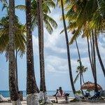 Beach at Marigot Bay