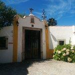 Entrance to the quinta