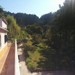 View from room back to the quinta