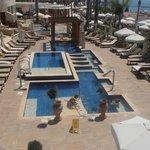 Serenity Pool Area