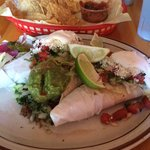 Fish tacos...sooo good!