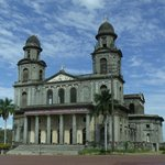 I took this photo on a nice day in Managua.
