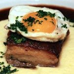 CRISPY CONFIT PORK BELLY