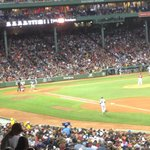 Great to see a game at Fenway