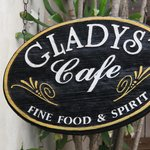 Gladys sign
