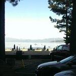 View from the door of my room #136