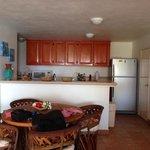 kitchen for aldora suite south