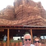 The attraction in Bluff Utah!