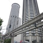 Westin Hotel Towers and Monorail
