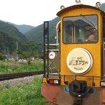 Old shape train