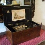 Caja de Música del siglo XIX-XX