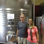 Our tour of the winery.