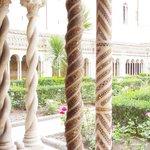 Unusual cloisters